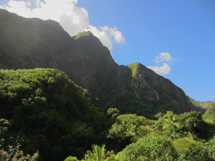 Iao Valley Ridge_2