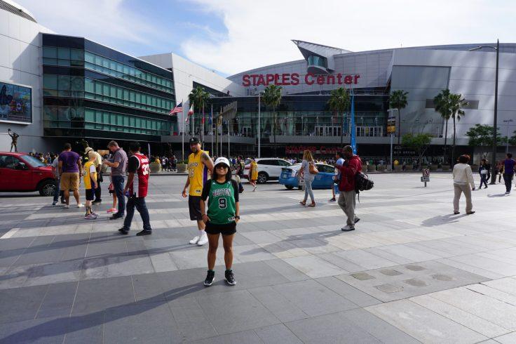 Lakers v Celtics_16